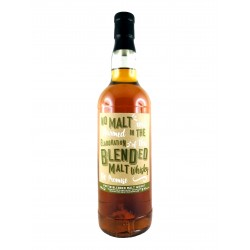 PUFFIN COLLECTION BLENDED MALT  43° 70 CL