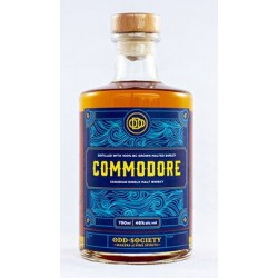 COMMODORE WHISKY CANADIEN