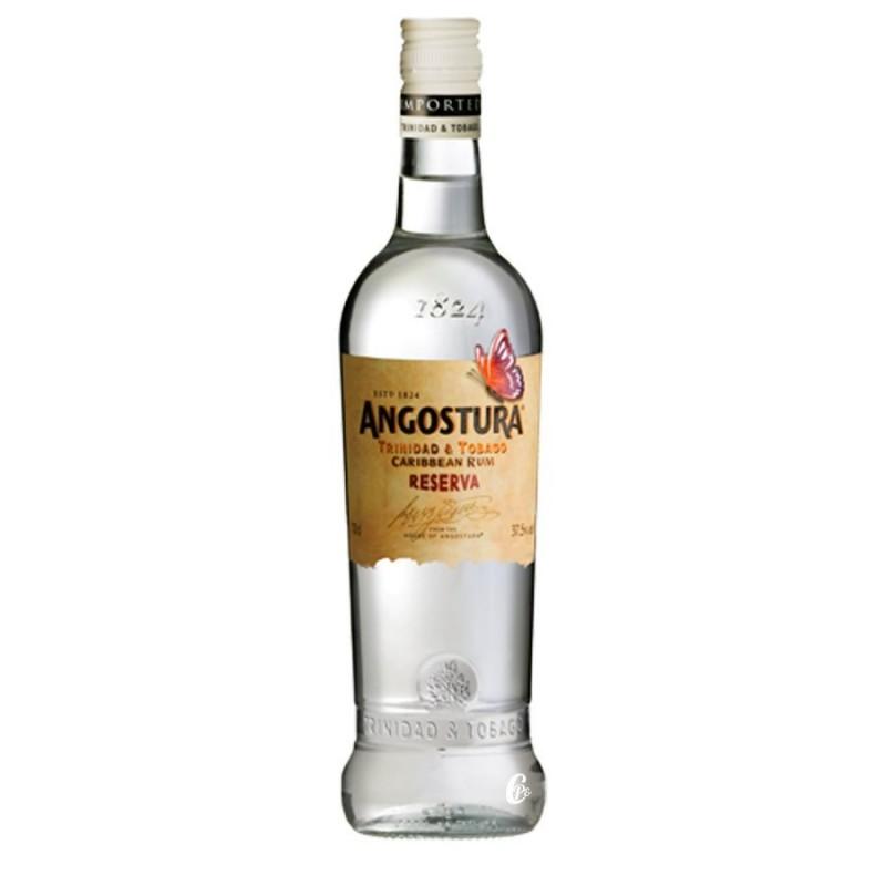 ANGOSTURA RESERVA BLANC TRINIDAD ET TOBAGO 37.5° 70 CL