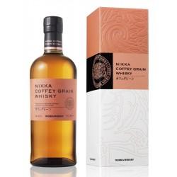 NIKKA COFFEY GRAIN SINGLE GRAIN JAPON 45° 70 CL