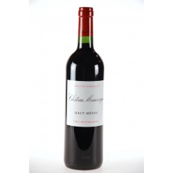 HAUT MEDOC CHATEAU MAUCAMPS 2011